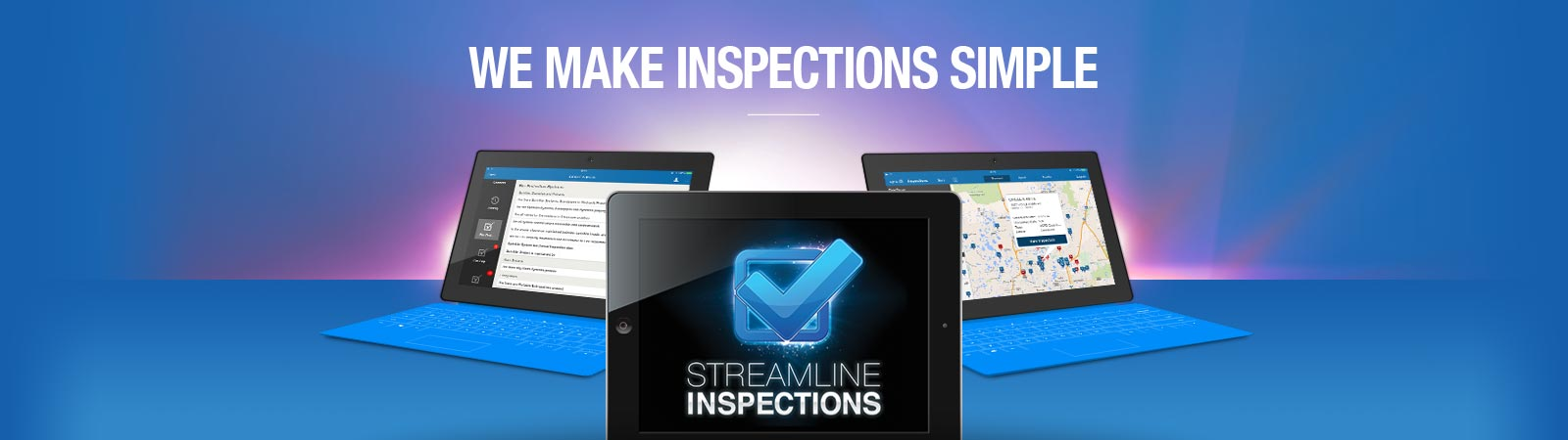 We make fire inspections simple.